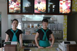 North Korea opens fast food restaurant in Pyongyang
