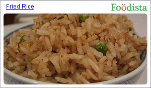 Fried Rice on Foodista