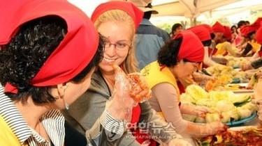 Kimchi in the News: Gwangu hosts Kimchi Festival