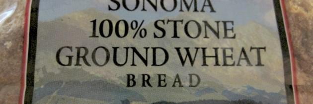 Sonoma County wheat?!