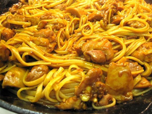 Chicken thigh pasta recipes
