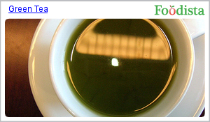 Green Tea on Foodista