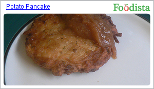 Inspiration behind the 'Korean latkes' video