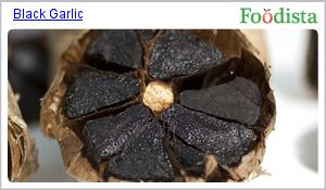 Recipe: Korean black garlic linguini