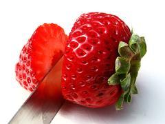 Strawberry on Foodista