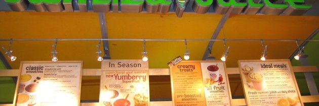 Paris Croissant brings Jamba Juice to South Korea