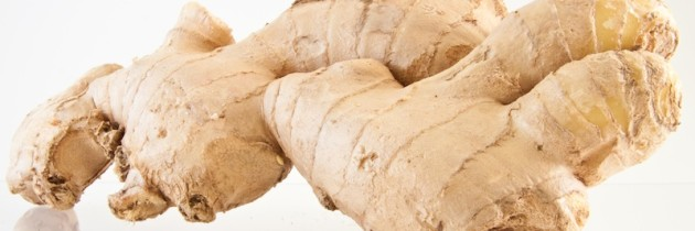 Ginger reduces exercise-induced muscle strain