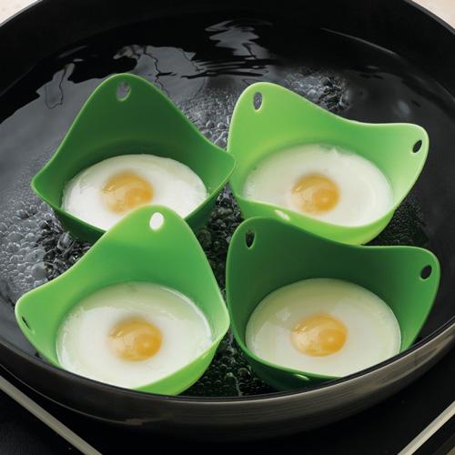 A Novel Way To Poach Eggs Koreafornian Cooking