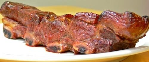 The Beauty of Korea: Bae Yong Joon's Kalbi Steak