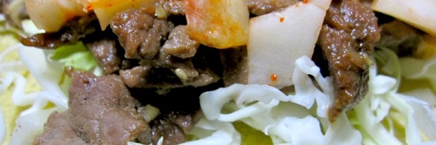 Korean cuisine can own the food world