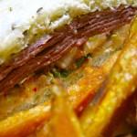 Kimchi reuben sandwich (Tammy Quackenbush photo)