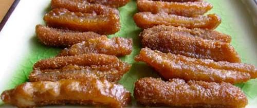 Recipe: Candied Yuja Peel