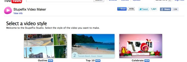How I made a YouTube video slideshow without expensive software
