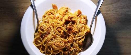 Recipe: Kimchi Dakgalbi (김치 닭갈비)