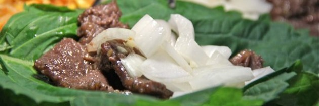 Recipe: Korean Onion Relish