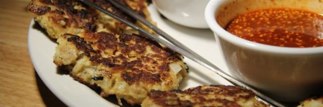 Recipe: Chamchi Jeon (Korean tuna cakes)
