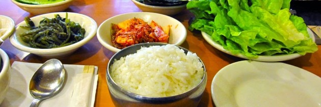 Banchan for charity: Would you buy it?