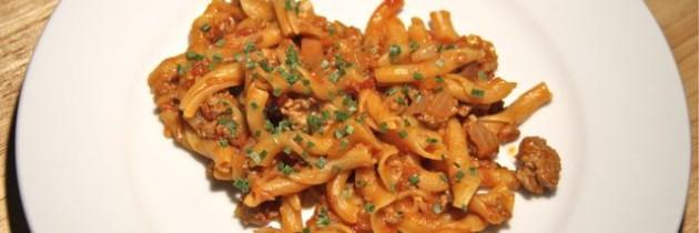 Recipe: Gochujang Pasta