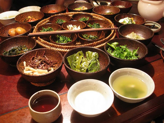 Quick Qa On Korean Buddhist Temple Cuisine Koreafornian Cooking