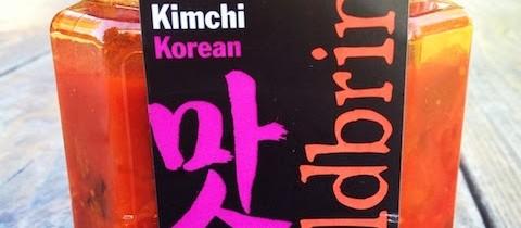 Review: Wildbrine Korean Mat Kimchi