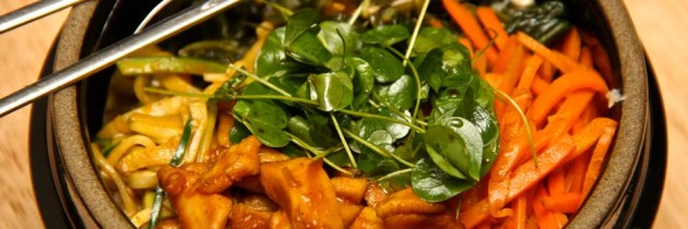 Recipe: St. Patrick's Day 비빔밥 Bibimbap