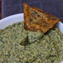 Recipe: Kkaenip (깻잎) Hummus