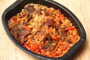 Saffron Road Bibimbap With Beef