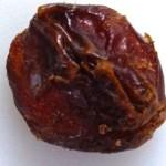 Walnut wrapped in date