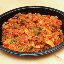 Food Review: Saffron Road Bibimbap With Tofu microwave meal