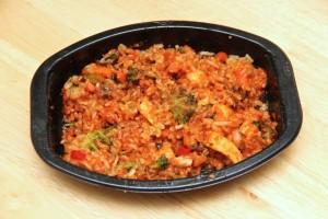 Saffron Road's Tofu Bibimbap