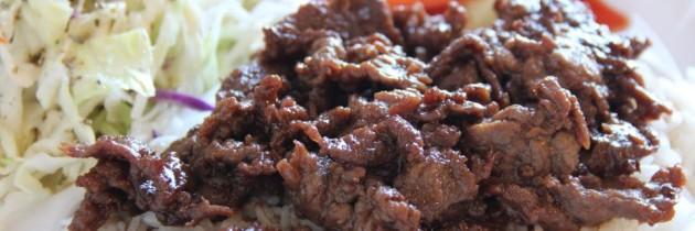 Hidden Kimchi: Sam's Teriyaki, Fairfield, Calif.