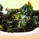 Recipe: Korean-style Kale Chips (케일 칩)