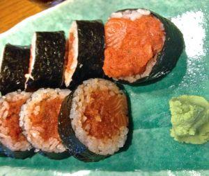 Nara spicy tuna