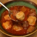 Recipe: Crock Pot Kimchi Jjigae with Norfolk dumplings