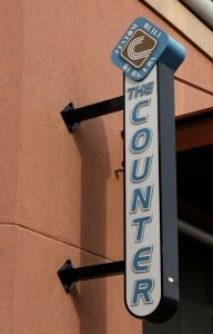 The Counter restaurant in Corte Madera