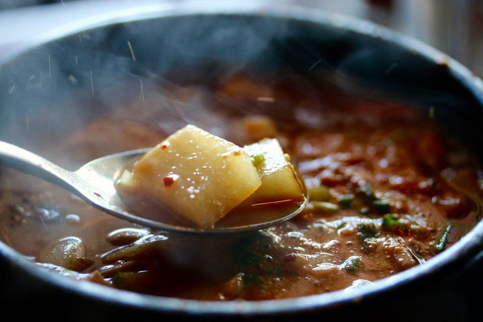 Soban Korean Cuisine doenjang jjigae