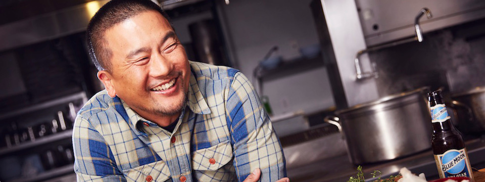 Roy Choi gives U.S. craft brewery Korean culinary star power