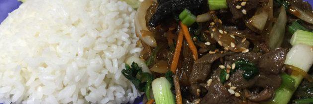 Hidden Kimchi: Enjoy Teriyaki, Chico, Calif.