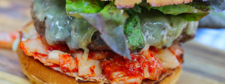 Hidden Kimchi: Backyard restaurant, Forestville, Calif.